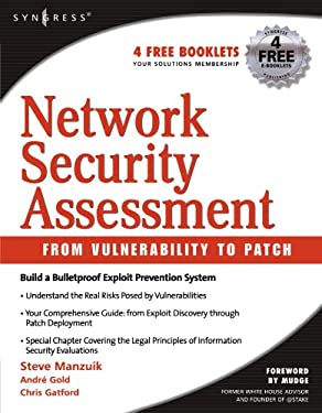 Network Security Assessment: From Vulnerability to Patch 9781597491013