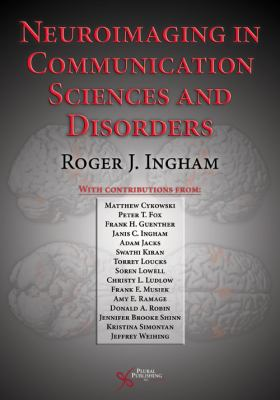 Neuroimaging in Communication Sciences and Disorders 9781597561020