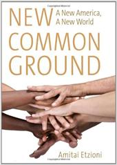 New Common Ground: A New America, a New World