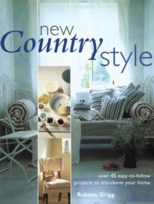 New Country Style 9781592282029