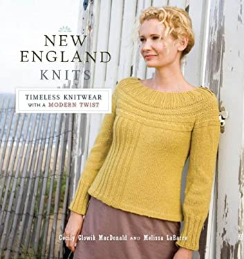 New England Knits: Timeless Knitwear with a Modern Twist 9781596681804