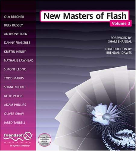 New Masters of Flash: Volume 3 [With CDROM] 9781590593141