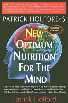 New Optimum Nutrition for the Mind 9781591202592