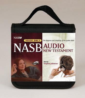 New Testament-NASB-Voice Only 9781598561173