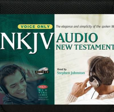 New Testament-NKJV-Voice Only