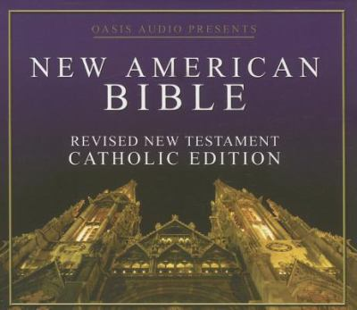 New Testament-Nab-Catholic by Buck Ford, Oasis Audio | 9781598590043