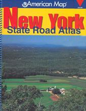 New York State Road Atlas 7270744