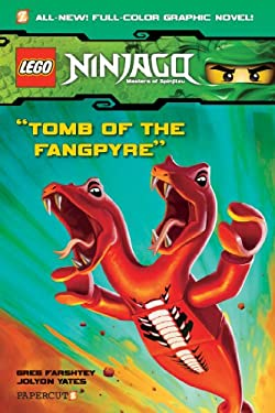 Ninjago Graphic Novels #4: Tomb of the Fangpyre 9781597073295