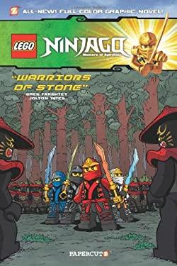Ninjago Graphic Novels #6: Warriors of Stone 9781597073783