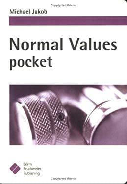 Normal Values Pocket 9781591032052