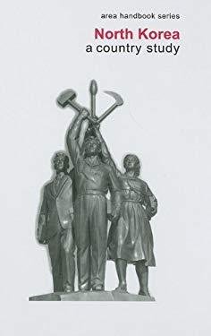 North Korea: A Country Study 9781598044683