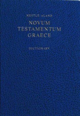 Novum Testamentum Graece-FL 9781598561746