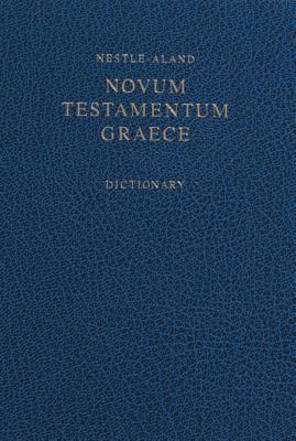 Novum Testamentum Graece-FL 9781598567212