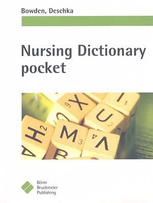 Nursing Dictionary Pocket 9781591032373