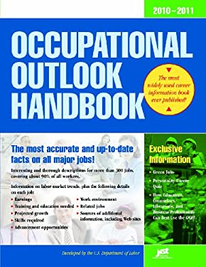Occupational Outlook Handbook, 2010-2011: With Bonus Content 9781593577377
