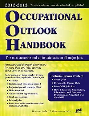 Occupational Outlook Handbook 2013-2014 9781593579036
