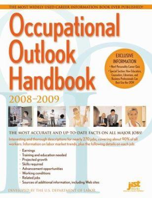 Occupational Outlook Handbook 9781593575137