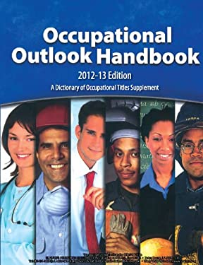 Occupational Outlook Handbook 9781598046502