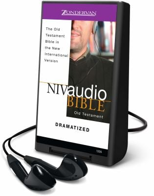 Old Testament-NIV [With Headphones] 9781598956658