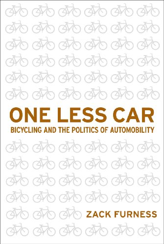 One Less Car: Bicycling and the Politics of Automobility 9781592136131