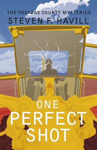 One Perfect Shot: A Posadas County Mystery 9781590589557