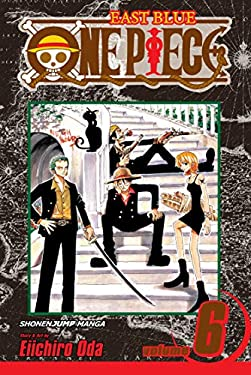 One Piece, Volume 6: The Oath 9781591167235