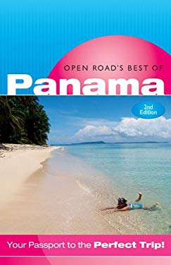 Open Road's Best of Panama, 2nd Edition 9781593601683