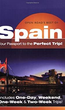 Open Road's Best of Spain 9781593601171