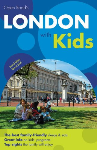 Open Road's London with Kids 9781593601317