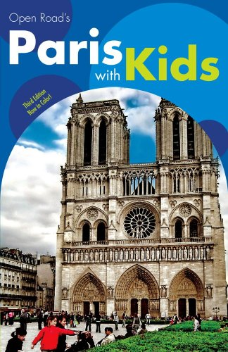 Open Road's Paris with Kids 9781593601218