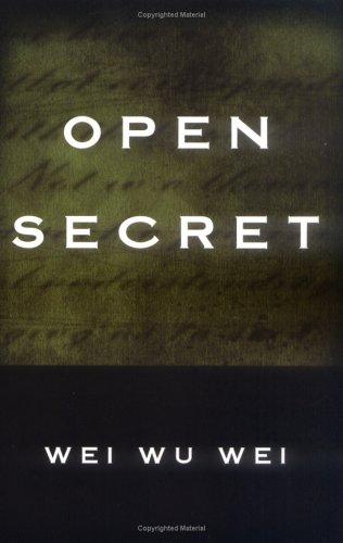 Open Secret 9781591810148