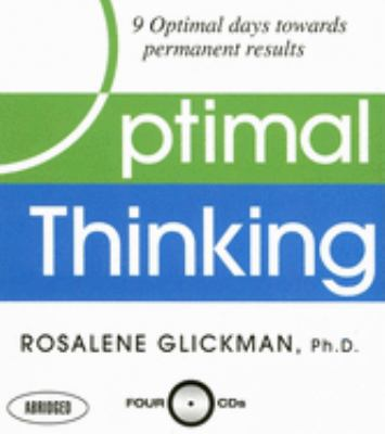Optimal Thinking: 9 Optimal Days Toward Permanent Results 9781596590885