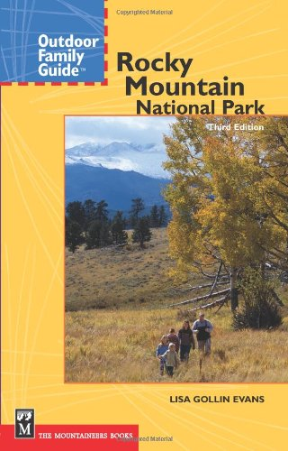 Outdoor Family Guide: Rocky Mountain National Park 9781594854989