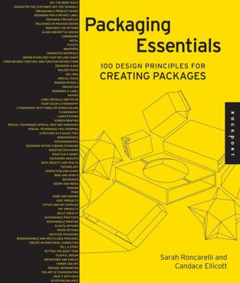 Packaging Essentials: 100 Design Principles for Creating Packages 9781592536030