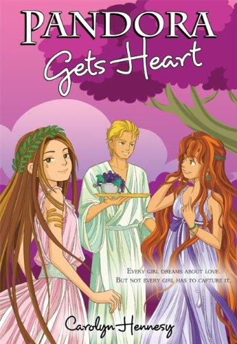 Pandora Gets Heart 9781599905952