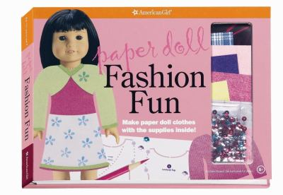 Paper Doll Fashion Fun 9781593696924