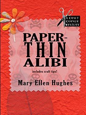 Paper-Thin Alibi 9781597228398