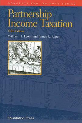 Partnership Income Taxation 9781599413822