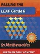 Passing the Leap Grade 8 in Mathematics 9781598073263