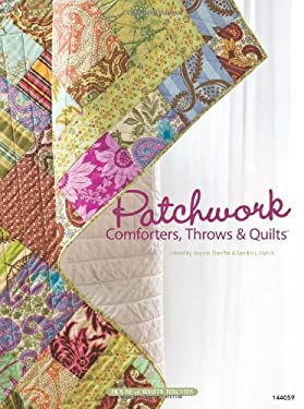 Patchwork Comforters, Throws & Quilts