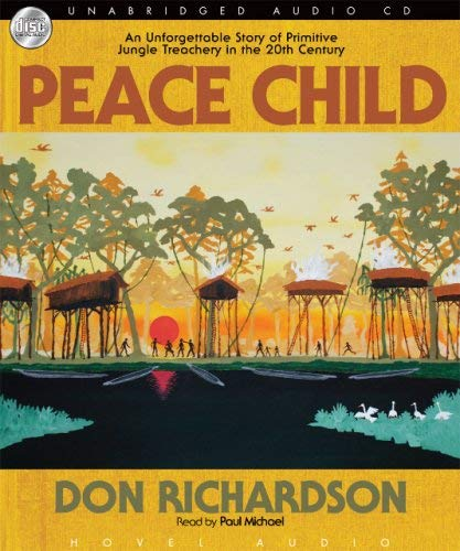 a review of the book the peace child by don richards Download the behavior gap: 000 (0 ratings) (rate this audio book) author: carl richards but now it's time to give yourself permission to review those.