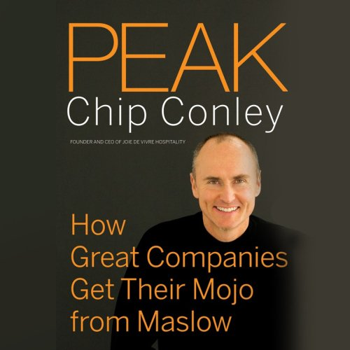 Peak: How Great Companies Get Their Mojo from Maslow 9781596592186