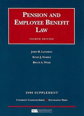 Pension and Employee Benefit Law Supplement 9781599414744
