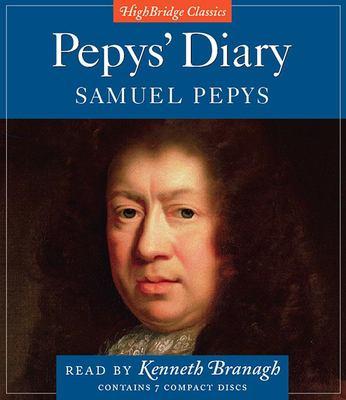 Pepys' Diary 9781598870268