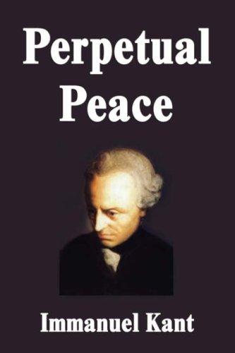 Perpetual Peace 9781599868615