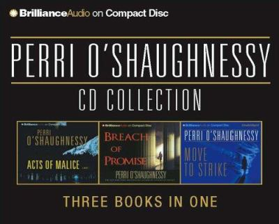 Perri O'Shaughnessy Collection: Breach of Promise/Acts of Malice/Move to Strike 9781597377171