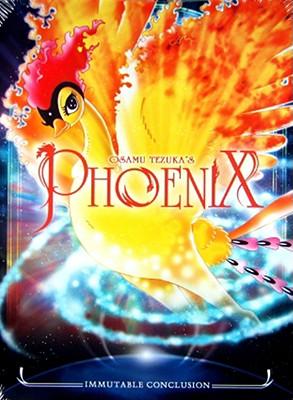 Phoenix Volume 3 of 3: Immutable Conclusion
