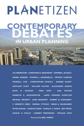 Planetizen Contemporary Debates in Urban Planning 9781597261333