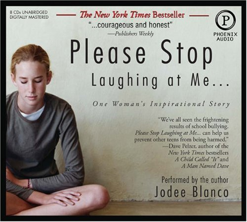 Please Stop Laughing at Me...: One Woman's Inspirational Story 9781597773324