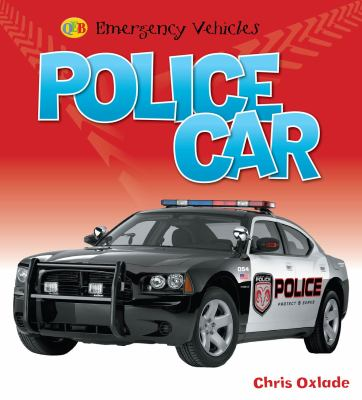 Police Car 9781595669766